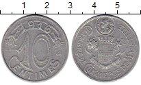 Изображение Монеты Франция 10 сантим 1916 Алюминий XF