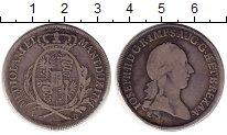Изображение Монеты Италия Милан 3 лиры 1784 Серебро VF+