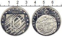 Изображение Монеты Италия 10 евро 2005 Серебро Proof