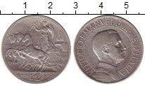 Изображение Монеты Италия 2 лиры 1910 Серебро XF
