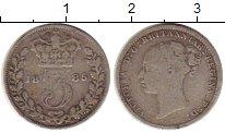 Изображение Монеты Великобритания 3 пенса 1885 Серебро VF