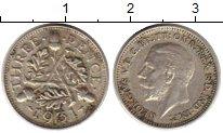 Изображение Монеты Европа Великобритания 3 пенса 1931 Серебро XF