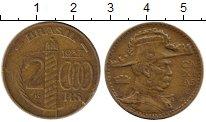 Изображение Монеты Бразилия 2000 рейс 1937 Латунь XF