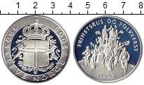 Изображение Монеты Европа Норвегия Медаль 2005 Серебро Proof