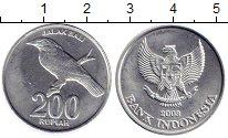 Изображение Монеты Азия Индонезия 200 рупий 2003 Алюминий UNC