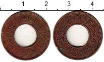 Изображение Монеты Азия Индия 1 пайс 1945 Бронза VF