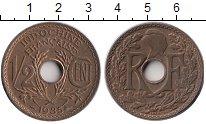 Изображение Монеты Индокитай 1/2 цента 1935 Бронза UNC