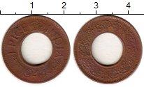 Изображение Монеты Индия 1 пайс 1944 Бронза VF