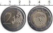 Изображение Монеты Европа Словения 2 евро 2018 Биметалл UNC
