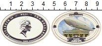 Изображение Монеты Фиджи 2 доллара 2009 Серебро Proof