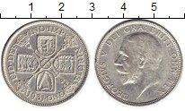 Изображение Монеты Европа Великобритания 1 флорин 1931 Серебро XF-