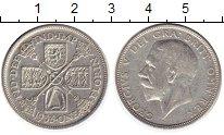 Изображение Монеты Европа Великобритания 1 флорин 1933 Серебро XF-