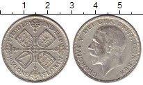 Изображение Монеты Европа Великобритания 1 флорин 1930 Серебро VF