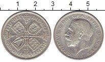 Изображение Монеты Европа Великобритания 1 флорин 1933 Серебро VF