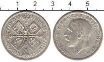 Изображение Монеты Великобритания 1 флорин 1929 Серебро VF Георг V