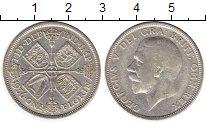Изображение Монеты Великобритания 1 флорин 1936 Серебро VF Георг V