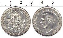 Изображение Монеты Европа Великобритания 2 шиллинга 1940 Серебро XF+