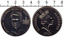 Изображение Монеты Великобритания Олдерни 5 фунтов 2003 Медно-никель UNC