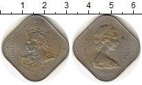 Изображение Монеты Гернси 10 шиллингов 1966 Медно-никель XF