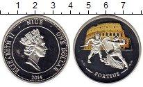 Изображение Монеты Новая Зеландия Ниуэ 1 доллар 2014 Медно-никель Proof-