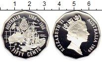 Изображение Монеты Австралия и Океания Австралия 50 центов 1989 Серебро Proof