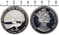 Изображение Монеты Великобритания Гибралтар 2 кроны 1993 Серебро Proof-