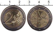 Изображение Монеты Европа Португалия 2 евро 2016 Биметалл UNC-