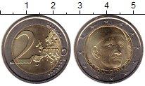 Изображение Монеты Италия 2 евро 2013 Биметалл UNC-