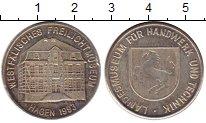 Изображение Монеты Европа Германия Медаль 1993 Посеребрение UNC-
