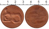 Изображение Монеты Германия Жетон 0 Бронза UNC-