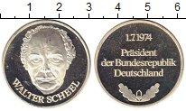 Изображение Монеты Германия ФРГ Жетон 0 Серебро Proof-
