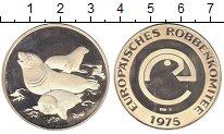 Изображение Монеты Европа Германия Медаль 1975 Серебро Proof-