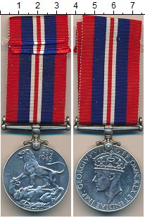 Изображение Монеты Европа Великобритания Медаль 0 Медно-никель UNC-