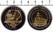 Изображение Монеты Польша 2 евро 2003 Биметалл UNC