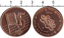 Изображение Монеты Европа Словения 5 евроцентов 2003 Бронза UNC