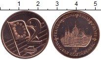 Изображение Монеты Европа Венгрия 2 евроцента 2003 Бронза UNC