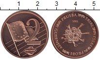 Изображение Монеты Великобритания Гернси 2 евроцента 2003 Бронза UNC