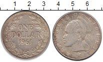 Изображение Монеты Либерия 1 доллар 1961 Серебро XF