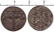 Изображение Монеты Германия Бранденбург 3 пфеннига 1563 Серебро VF