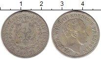 Изображение Монеты Германия Пруссия 1/6 талера 1825 Серебро XF