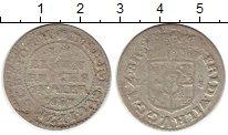 Изображение Монеты Германия Бранденбург 1/12 талера 1687 Серебро VF