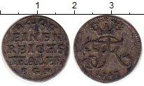Изображение Монеты Германия Бранденбург 1/48 талера 1747 Серебро VF