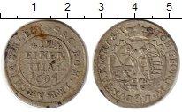 Изображение Монеты Германия Саксония 1/12 талера 1694 Серебро UNC-