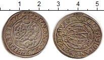 Изображение Монеты Саксония 1 грош 1625 Серебро XF-