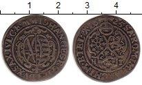 Изображение Монеты Саксония 1 грош 1625 Серебро VF