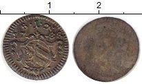 Изображение Монеты Нюрнберг 1 пфенниг 1788 Серебро VF