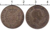 Изображение Монеты Германия Вюртемберг 6 крейцеров 1827 Серебро VF
