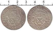 Изображение Монеты Германия Саксония 1 грош 1564 Серебро VF