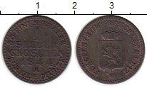 Изображение Монеты Германия Рейсс-Шляйц 1 грош 1844 Серебро VF