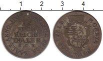 Изображение Монеты Германия Саксен-Кобург-Саалфелд 1/12 талера 1764 Серебро VF